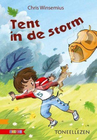 Toneellezen: Tent in de storm - M3