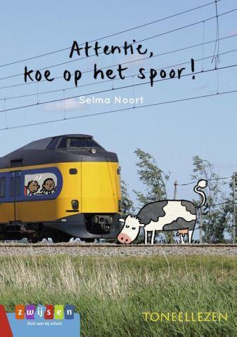 Toneellezen: Attentie, koe op het spoor! - E4