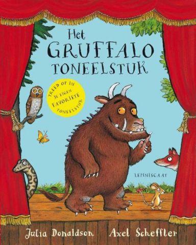 Toneellezen: Het Gruffalo toneelstuk - E5