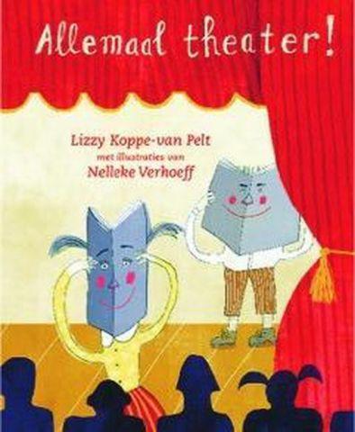 Theaterlezen: Allemaal theater - groep 5/6/7
