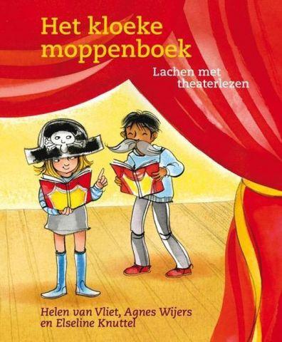 Theaterlezen: Het kloeke moppenboek - groep 5/6/7/8