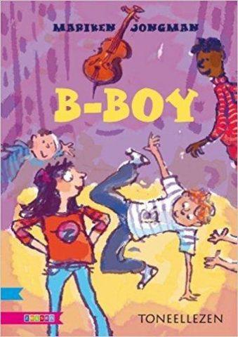 Toneellezen: B-Boy - M7