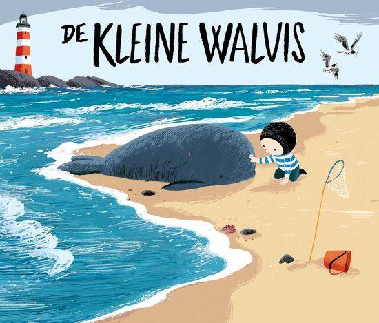 Vertelplaten: De kleine walvis