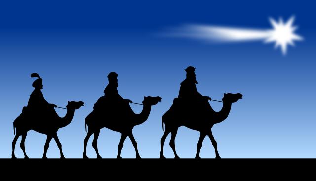 Lezing: De Ster van Bethlehem door Ron Vodegel
