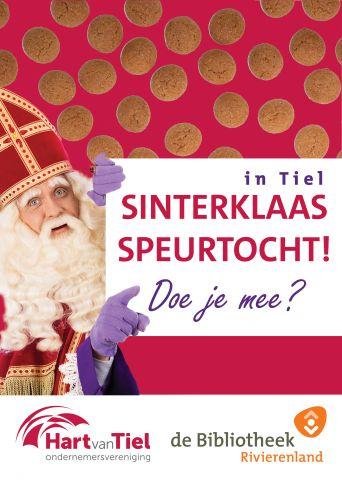 Speurtocht 'Een boot voor Sinterklaas'