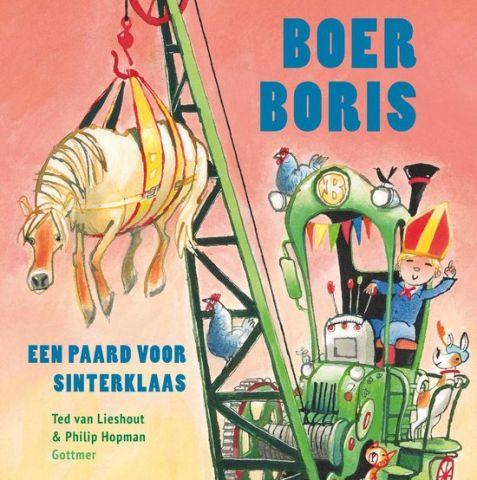 Boer Boris: Een paard voor Sinterklaas