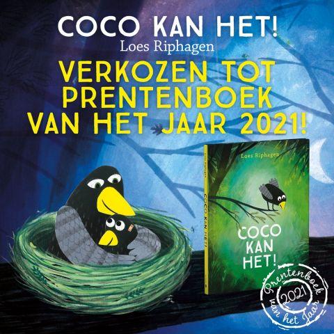 Digitale Boekstartochtend 'Coco kan het'