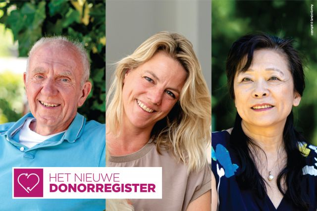 Workshop Online Donorregistratie