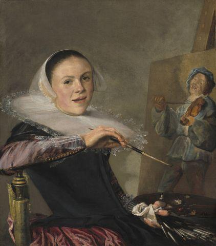 Webinar Erna Charbon: Vrouwen in de kunst