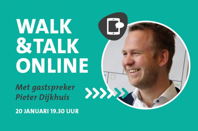 Walk & Talk online: Een sprankelende sollicitatiebrief, hoe schrijf ik die? Ontvang 7 praktische schrijftips.