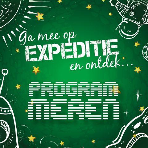 Expeditie programmeren