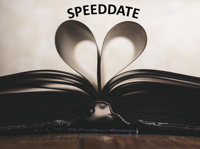 Speeddaten met boeken Voortgezet