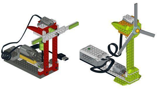 Programmeren met LEGO WeDo (groep 3/4)