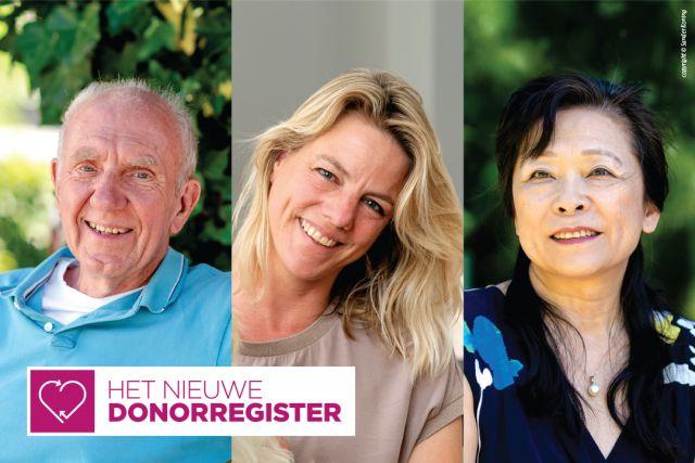 Informatiebijeenkomst over de nieuwe donorwet
