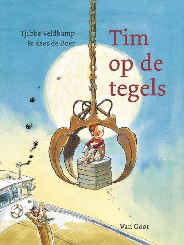 Tim op de tegels - Tjibbe Veldkamp