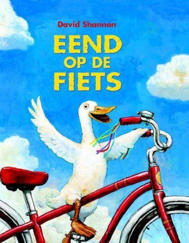 Eend op de fiets - David Shannon