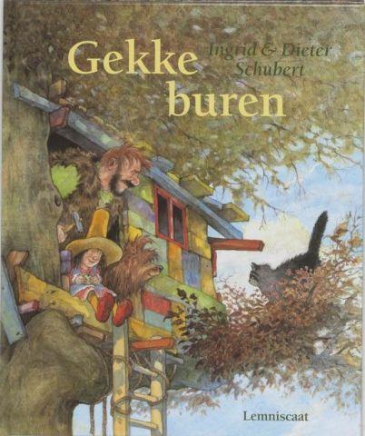 Gekke buren - Ingrid en Dieter Schubert