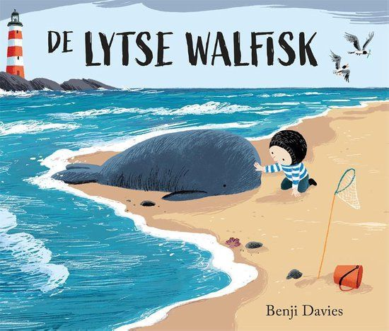 De lytse Walfisk - Benji Davies