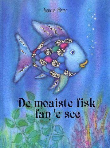 De moaiste fisk fan de see - Marcus Pfister Dantumadiel