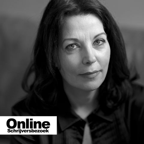 Online Schrijversbezoek: Manon Uphoff
