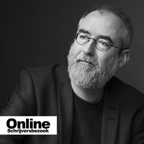 Online Schrijversbezoek: Ronald Giphart