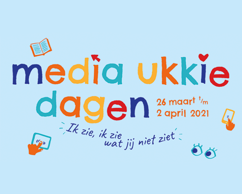 Media Ukkie Dagen 2021: Landelijke webinar 'Ik zie, ik zie wat jij niet ziet'