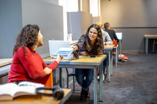 Reserveer een studieplek - Den Bosch