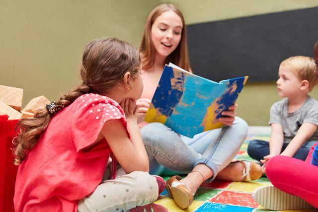 Pubers, peuters en prentenboeken