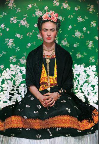 Webinar Erna Charbon: Frida Kahlo