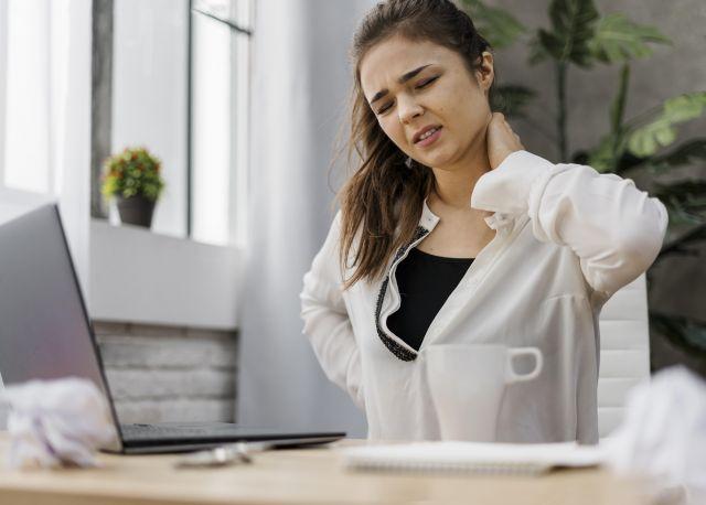 Online Lezing: Heb je nek- en schouderklachten door thuiswerken?