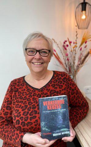 Online boekpresentatie Marijke Witman