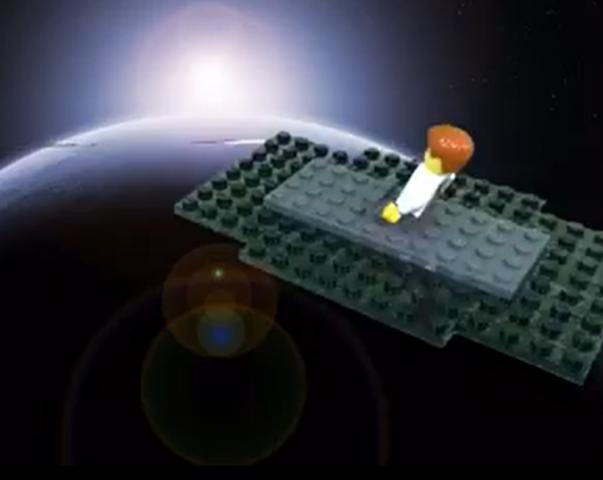 Maakplaats via Zoom: Maak je eigen stopmotion video over de ruimte   9-12 jr.