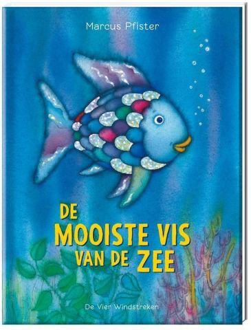 Boekenpretkist: De mooiste vis van de zee – MarcusPfister
