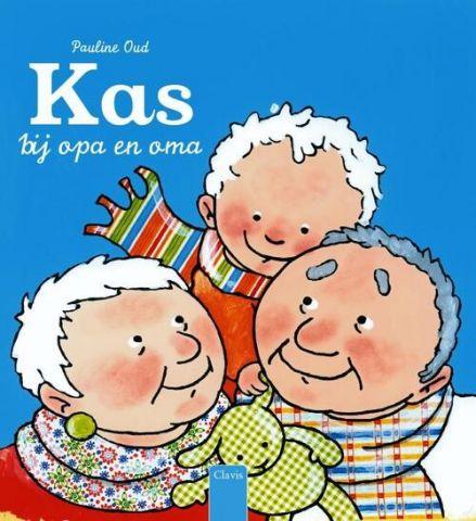 Boekenpretkist: Kas bij opa en oma–Pauline Oud