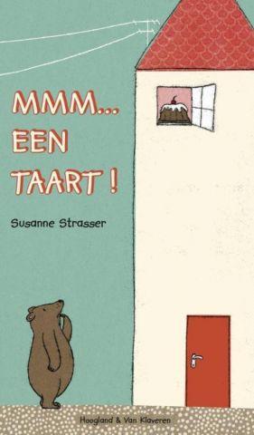 Boekenpretkist: Mmm, een taart – Susanne Strasser
