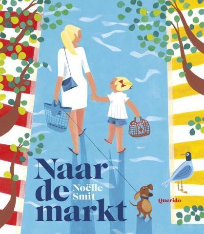 Boekenpretkist: Naar de markt –NöelleSmit