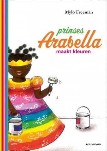 Boekenpretkist: Prinses Arabella maakt kleuren –MyloFreeman
