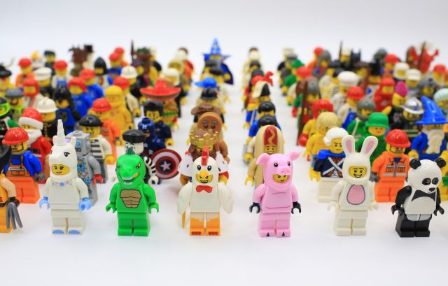 Workshop Lego Story Starter