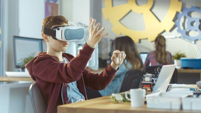 Workshop Programmeren in VR