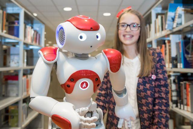 Workshop Robots programmeren
