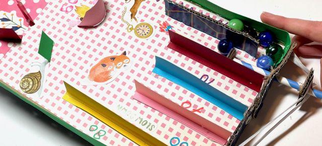 Kidslab - Bouw je eigen mini flipperkast (7-10 jaar)