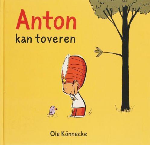 Vertelplaat: Anton kan toveren – Ole Könnecke ( Prentenboek van het Jaar / 2009)