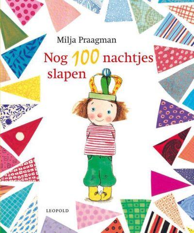 Vertelplaat: Nog 100 nachtjes slapen – Milja Praagman ( Prentenboek van het Jaar / '2013)