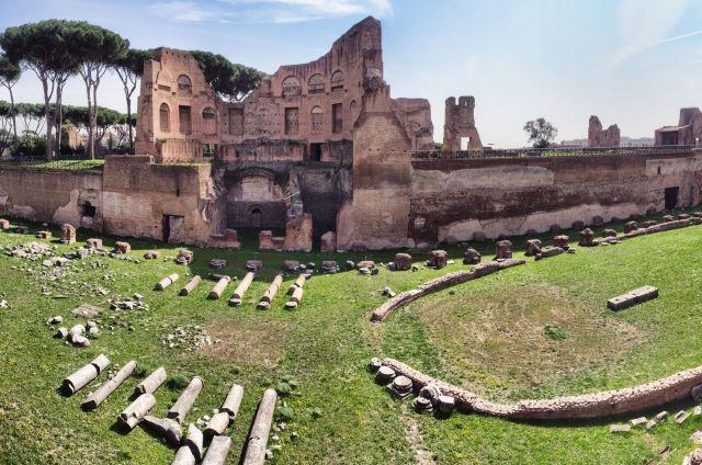 Lezing | De Romeinse keizer