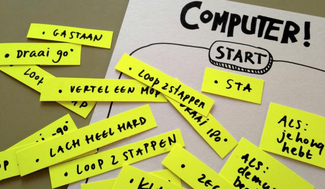 Online BIEBlab webinar - Luistert de computer? Leer programmeren (9-12 jaar)