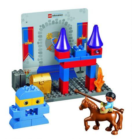 Maak je eigen LEGO® verhaal
