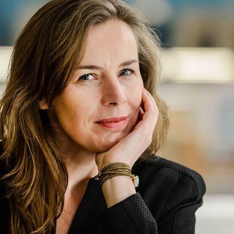 Interview met Esther Gerritsen