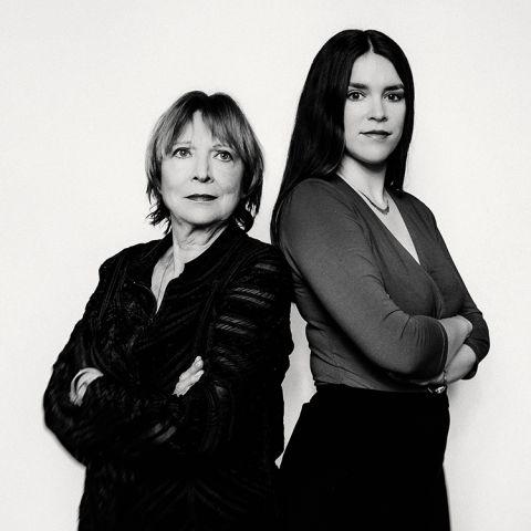 Lezing Marita en Alma Mathijsen