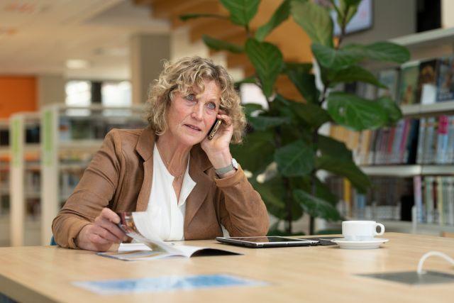 Telefonisch spreekuur voor vragen over het OV dagelijks bereikbaar
