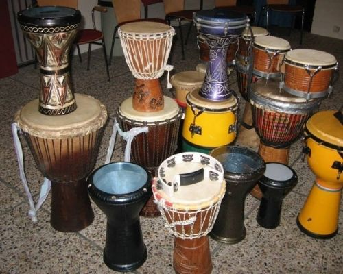 Percussie workshop (8 t/m 13 jaar)